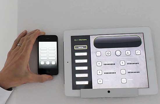 Видео обзор: Интеграция приложений OpenRemote на iPhone и iPad