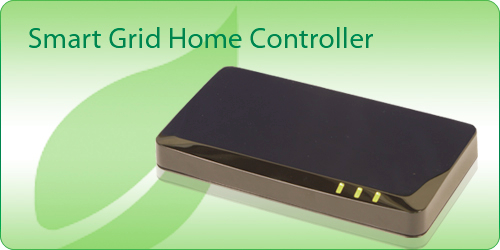 Smart Grid Home Controller